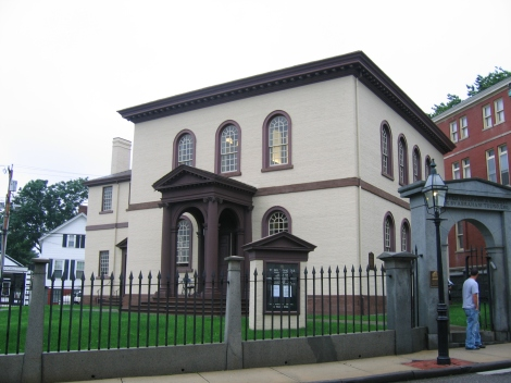 Touro Synagogue, Newport, RI