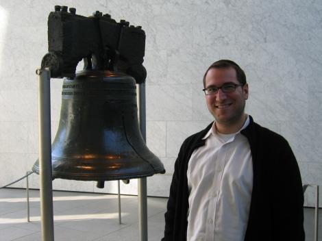 Liberty Bell in Philadelphia, Circa 2008