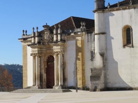 Library, Coimbra University