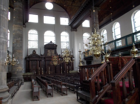 Portuguese Synagogue (Esnoga) of Amsterdam