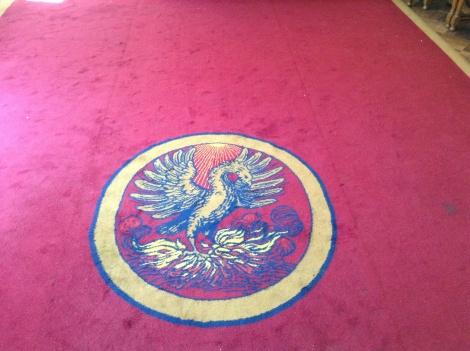 Phoenix Emblem of Amsterdam Portuguese Jewish Community