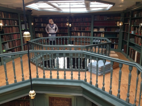 Ets Haim Library Second Floor
