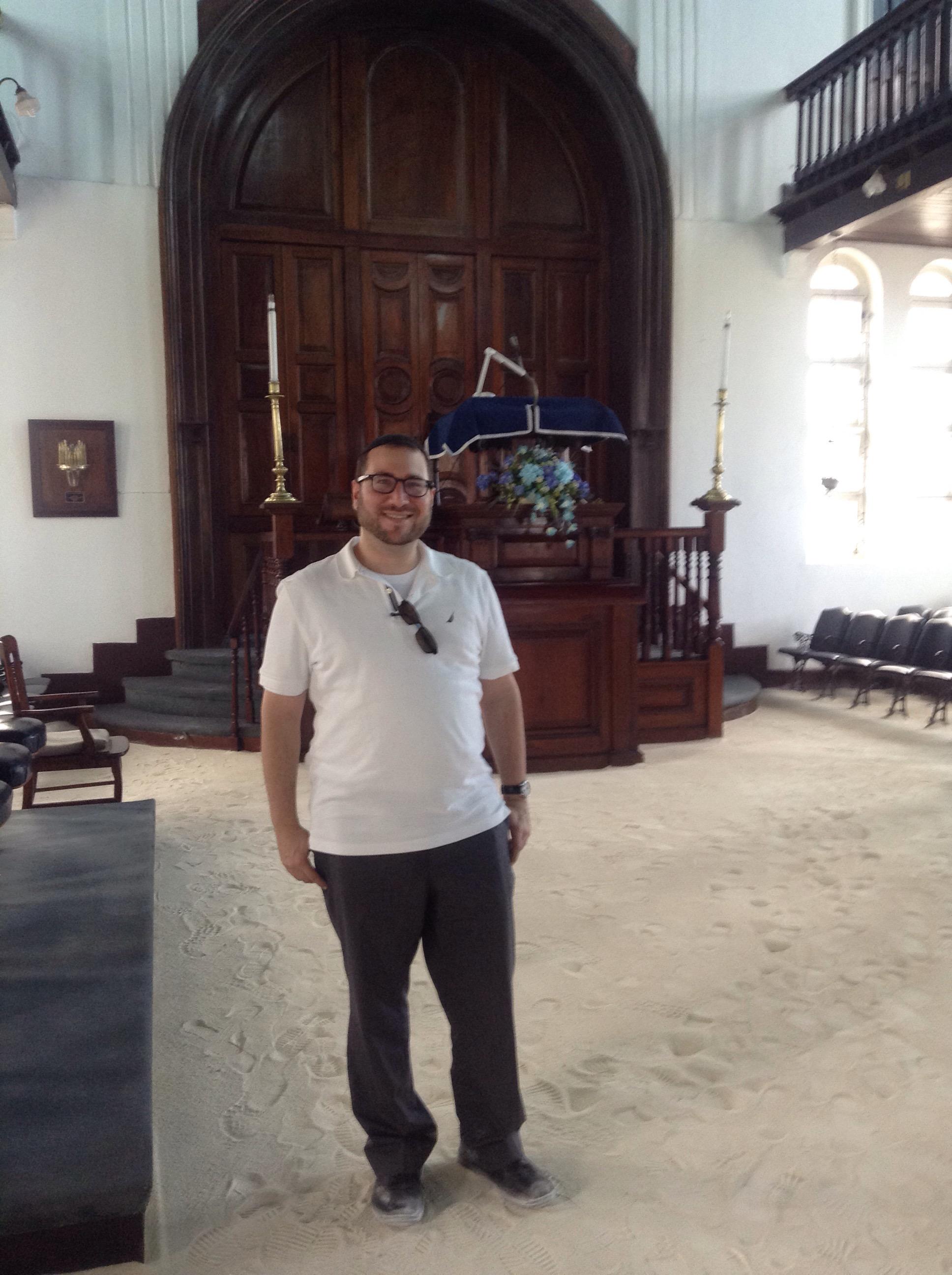 shaare shalom synagogue jamaica