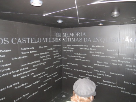 Inquisition Memorial in Caselo de Vide
