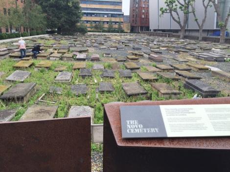 The Novo Cemetery - London