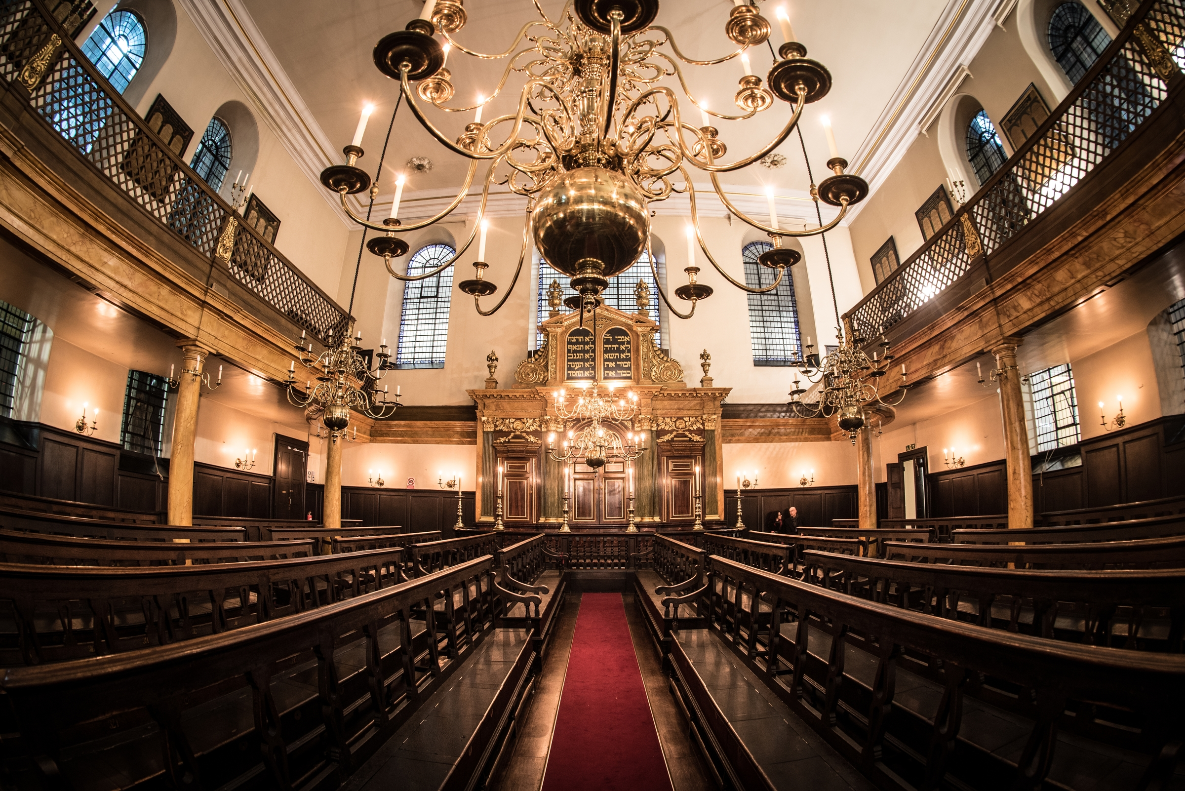 Post #100 – Bevis Marks, World's Longest Running Synagogue ...