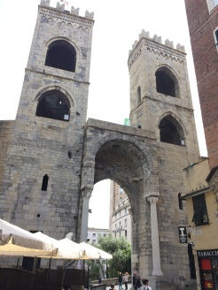 Genoa - Medieval Gate